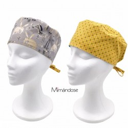 GORRO REVERSIBLE SAFARI