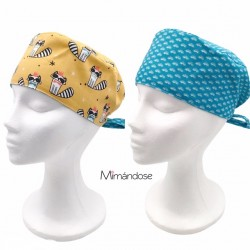 GORRO REVERSIBLE MAPACHES
